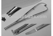microdermal piercing Clamp