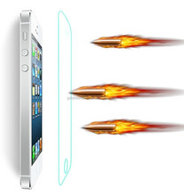 0.15mm high transparancy screen protector for iphone 5s mobile phone accessory