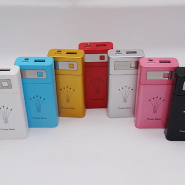 Portable Power Bank Real Capacity