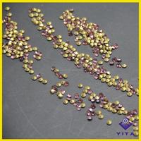 beautiful light amephyst srystal rhinestone for dresses