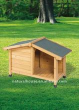 Item no.DH8 Wooden Puppy dog eco Kennel