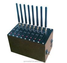 Multi SIM modem, bulk sms provider, support change imei, at command, gprs