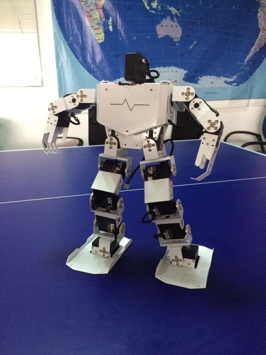 Dof educational humanoid arduino robot kit programmable