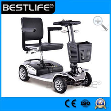 Disabled Foldable / Folding 2 Seat Electric Folding Mobility Scooter