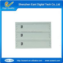 EAS DR LABEL 58KHz Anti-theft AM label AM soft labe 3M glue optional EC-CDR1