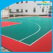 Outdoor&Indoor sporting flooring for basketball