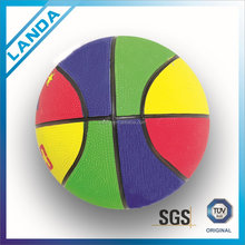 Promotional Supplier in China mini basketball stress ball
