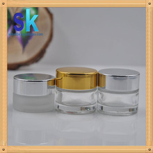 face care cream container 30g eye cream glass bottle in the stock