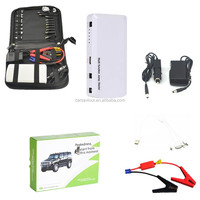 Power Car Jump Starter Multi-Function Jump Start Kit 12000mAh Auto Source Engine Mobile Emergency Power Bank Battry