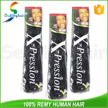top quality factory wholesale x-pression ultra braid in stock