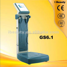 GS6.1Body composition musle testing skin analyser/human body skin analyzer