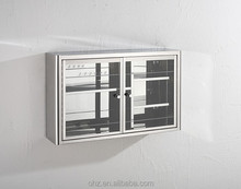 High quality mirror box kitchen mirror cabinet 7034