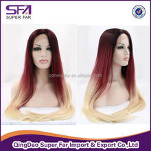 china best fashion synthetic short wig,french lace for wig making