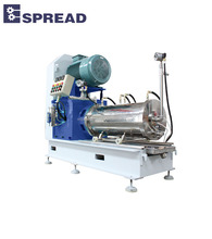 Disc type High flux Sand mill for coating