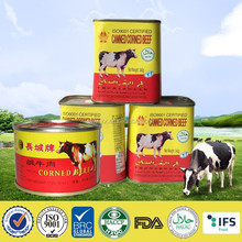 Fresh Halal Canned corned beef
