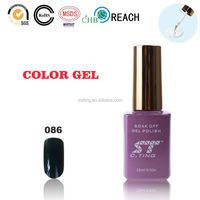 2015 Nail gel with led lamp for wholesale make-up gel polish nail art products