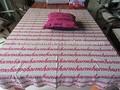 50da87 100% 100% acrílico bebé manta de algodón de punto libre los patrones de manta de punto para ropa de cama y sofá de