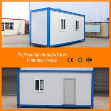 Movable living 20ft container deep freeze