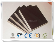 2015 Hardwood core film faced plywood for building/commercial/construction