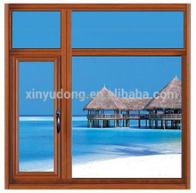 china top quality aluminium casement window picture window