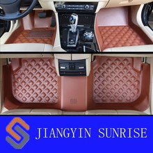 single car floor mat