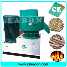 CE Approved Biomass Waste Auto Palm Shell Kernel Pellet machine