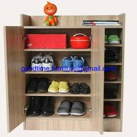 ready assembled MDF shoe rack