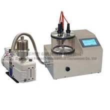 3 Rotary Target Compact Plasma Sputtering Coater w. Substrate Heater (500C) - VTC-16-3HD