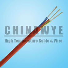 Made in china 500V heat resistant 4 core cable