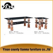 new products coffee table living room furniture centre glass table ,good living table