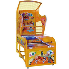 Street basketball redemption game machine/Street Basketball - Coin Operated Amusement Park Arcade Game