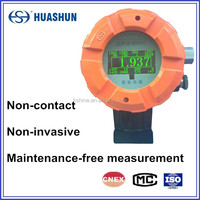 continuous monitoring of fluid level and cost effective ultrasonic liquid level meter for toluene tank with accurate measurement