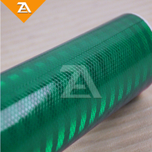 High Quality PVC Lime Green Reflective Tape