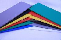 different thinckness blue foam