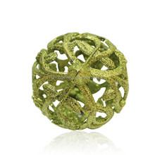 Latest hollow christmas decoration balls supply