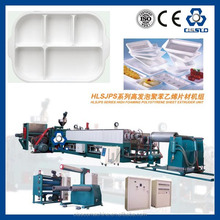 Full-automatic Foam Food Box Production Line Machine Make Plastic Containers
