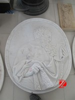 Ancient statue relief wall sculpture