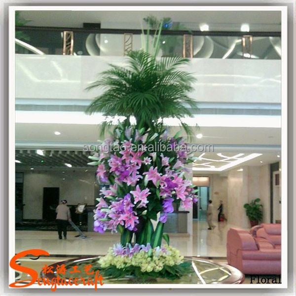 Wholesale Wedding Decoration Flower Stand Artificial