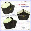 Winepackages cesta, la canasta de paja, mini cesta de la freidora