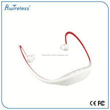 2015 New Model Wireless Bluetooth Bone Conduction Headphone