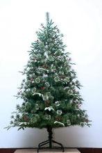 Fashionable hot sale cheap artificial pvc christmas trees
