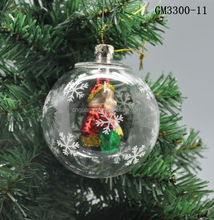 Santa Claus hotsell sell promotion decorating hanging christmas balls for christmas decoration