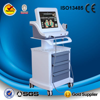 2015 Non-invasive HIFU body shaping machine / ultrasonic liposuction cavitation slimming machine/hifu machine