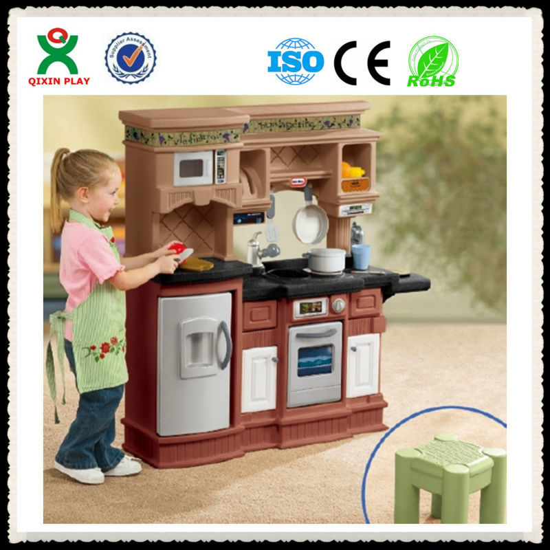 Eco friendly cheap kids kitchen set toy kids play kitchen for Cheap childrens kitchen sets