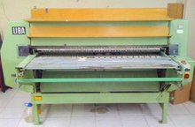 Necktie machine - used textile machine - liba
