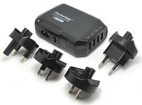 Rapid charger SAA 6.8A 4 usb port usb wall /travel charger, wall charger for ipad/iphone