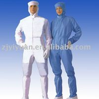 antistatic clothes /cleanroom workwear /esd cleanroom uniform