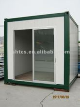 china portable store low cost container house
