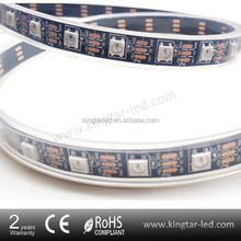 60LEDs/m WS2812B w2811 ic in 5050 addressable rgb led strip