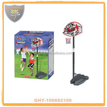 Kids hot selling basketball stands with inflatable ball